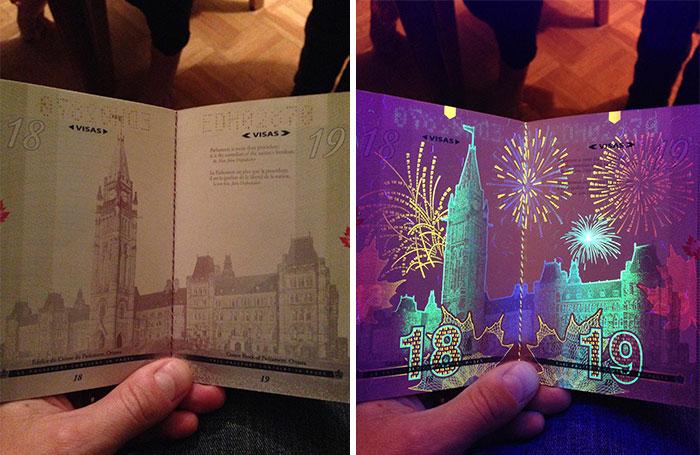 paspoort Canada